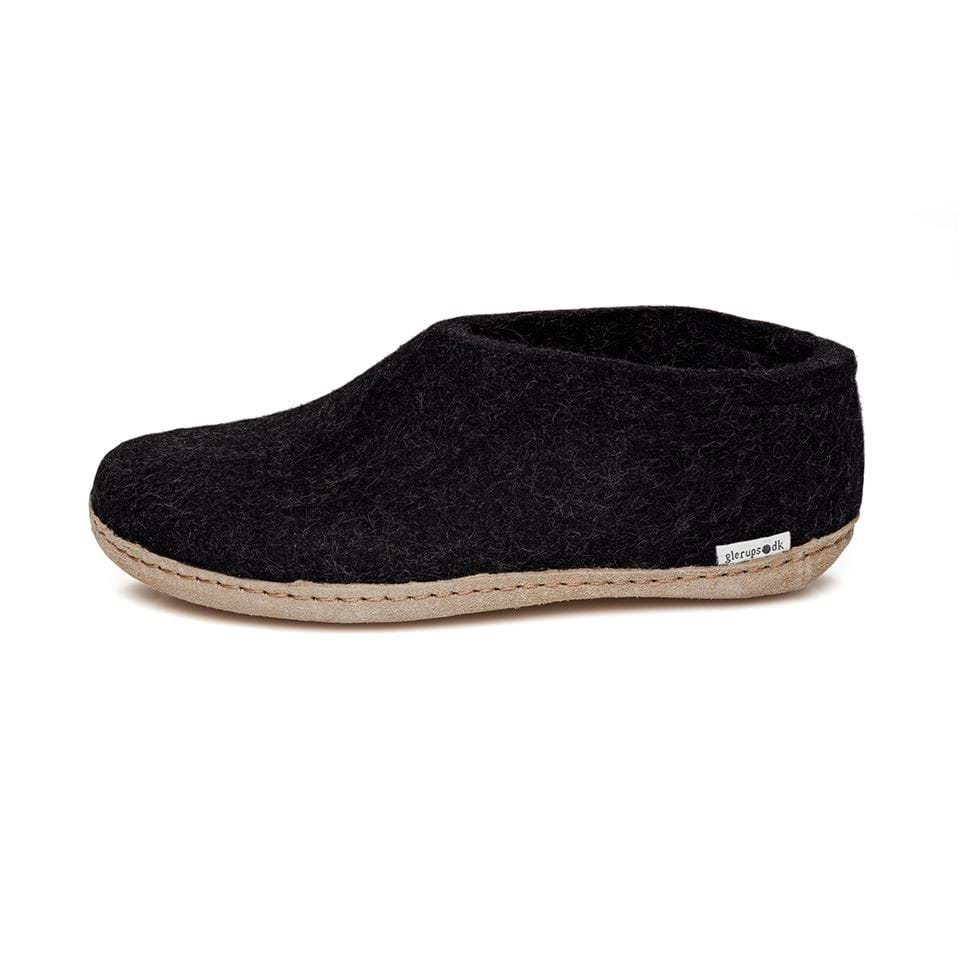 139c1ba360a70 Slippers, shoes, and boots in wool   Glerups US
